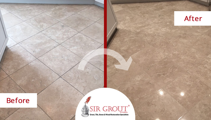 Stone Polishing Service in Scottsdale, AZ