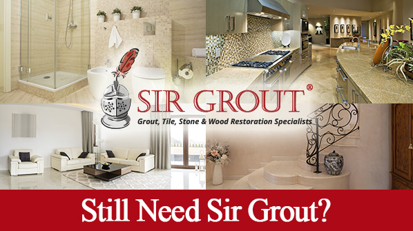 Sir Grout Phoenix Logo