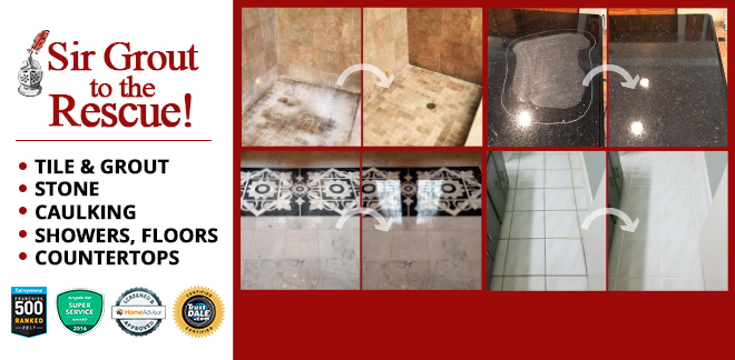 See How A Stone Sealing And Seam Repair Made This Granite