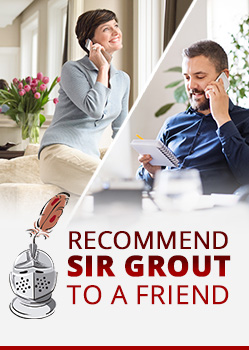 Recommend Sir Grout