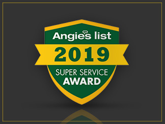 Angie's List Super Service Award 2019 for Sir Grout Phoenix